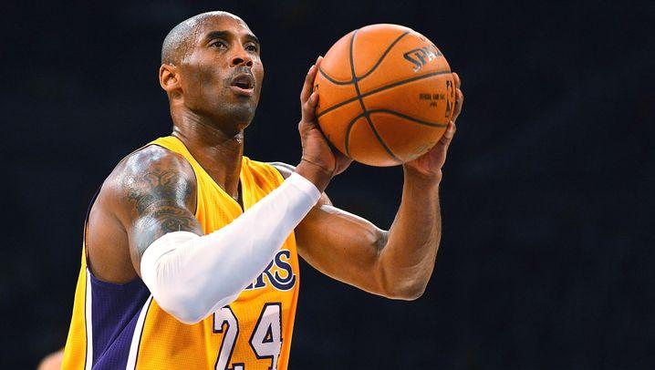 Kobe Bryant: 20 Momente aus 20 Jahren
