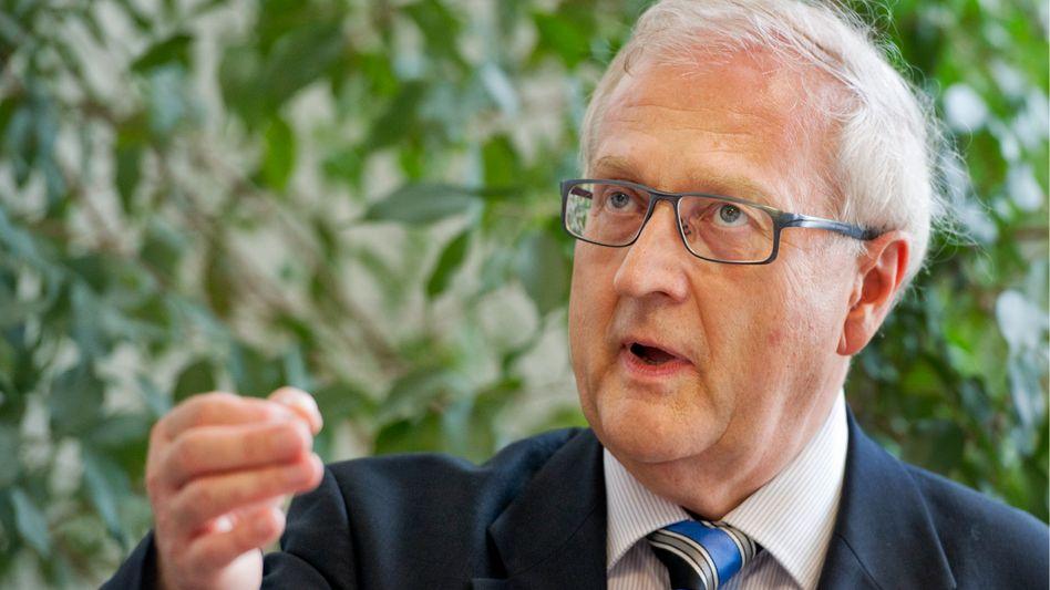 """Wirtschaftsminister Brüderle: """"Zu den normalen Mechanismen bei der Rente zurückkehren"""""""