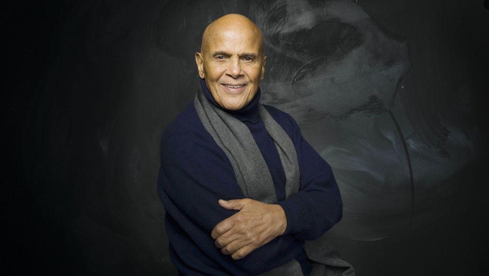 "Harry Belafonte: ""Erst kam ich, dann Elvis"""