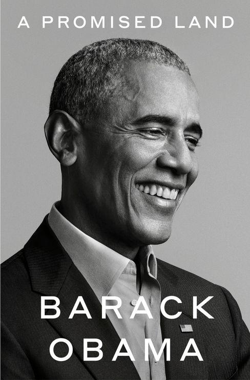 Barack Obamas Buchcover