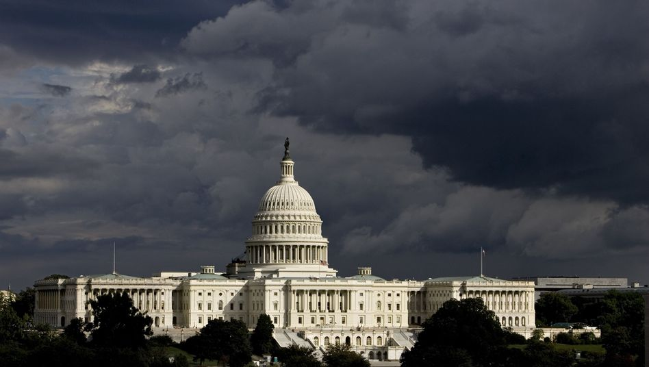 Kongressgebäude in Washington: Spionageaktivitäten nicht eingeschränkt