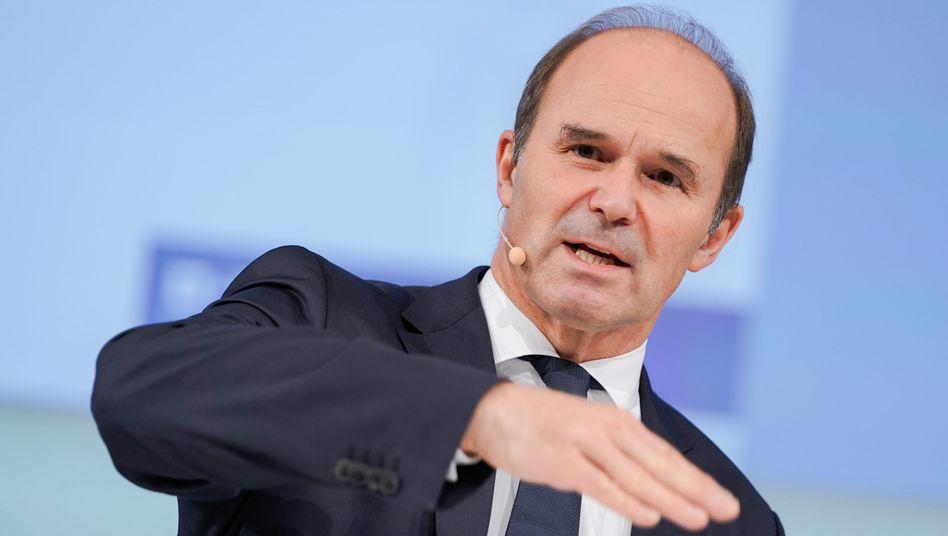 Martin Brudermüller: Klare Forderungen an die Politik