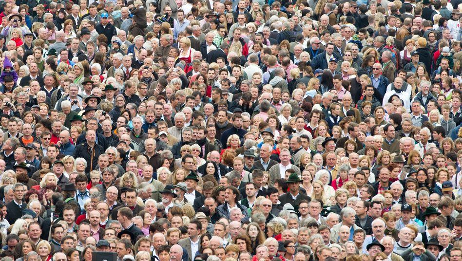 Statistisch gesehen hat jeder Deutsche mindestens eine Lebensversicherung