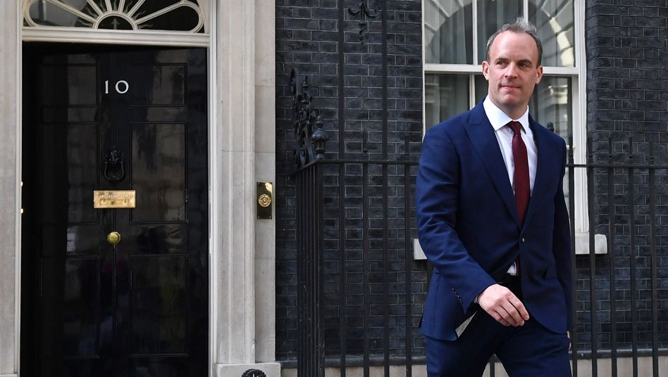 Neuer britischer Außenminister Dominic Raab: Hauptsache raus der EU