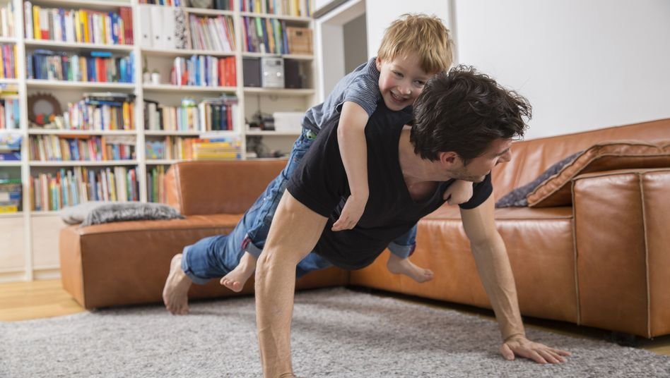 Schwitzen für die Kinder: In Gemeinschaft macht Sport doppelt so viel Spaß