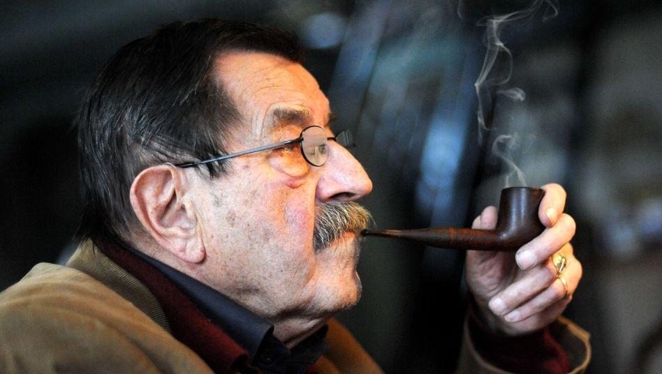 """Dichter Günter Grass: """"Wer ein Vorbild sucht, versuche ihm zu gleichen"""""""