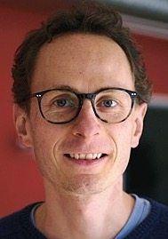 Umweltforscher Stefan Pfenninger