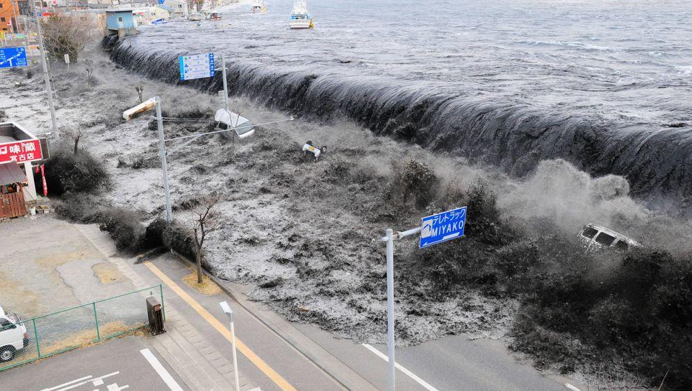 Katastrophe in Japan: Der Tsunami und der Super-GAU