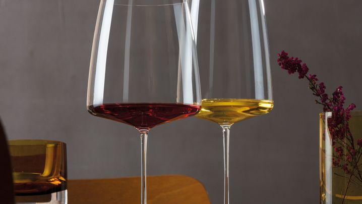 Glasrand, Scheitelpunkt, Weinspiegel: Was ein gutes Weinglas ausmacht