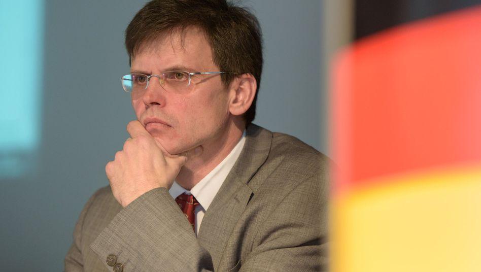AfD-Landesvorsitzender im Saarland, Lutz Hecker