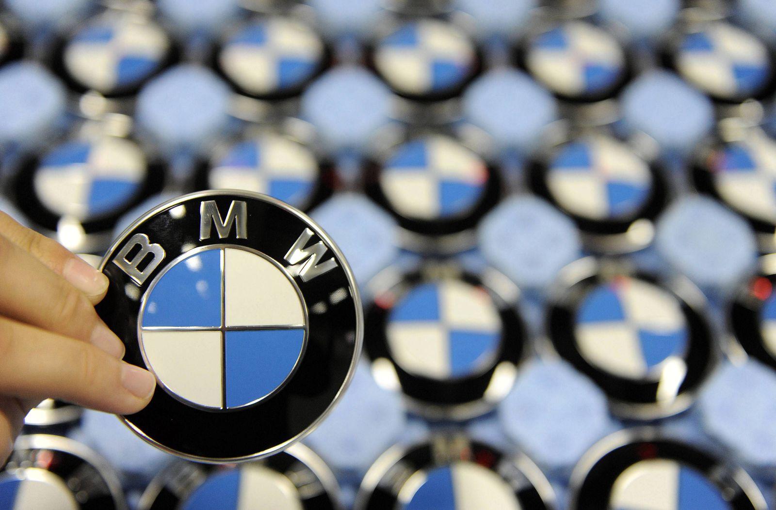NICHT VERWENDEN Marken Deutschland/ BMW