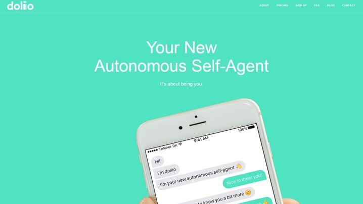 Fake-App: Das verspricht Doliio