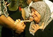 Diese Ägypterin hat bei dem Absturz einen Angehörigen verloren
