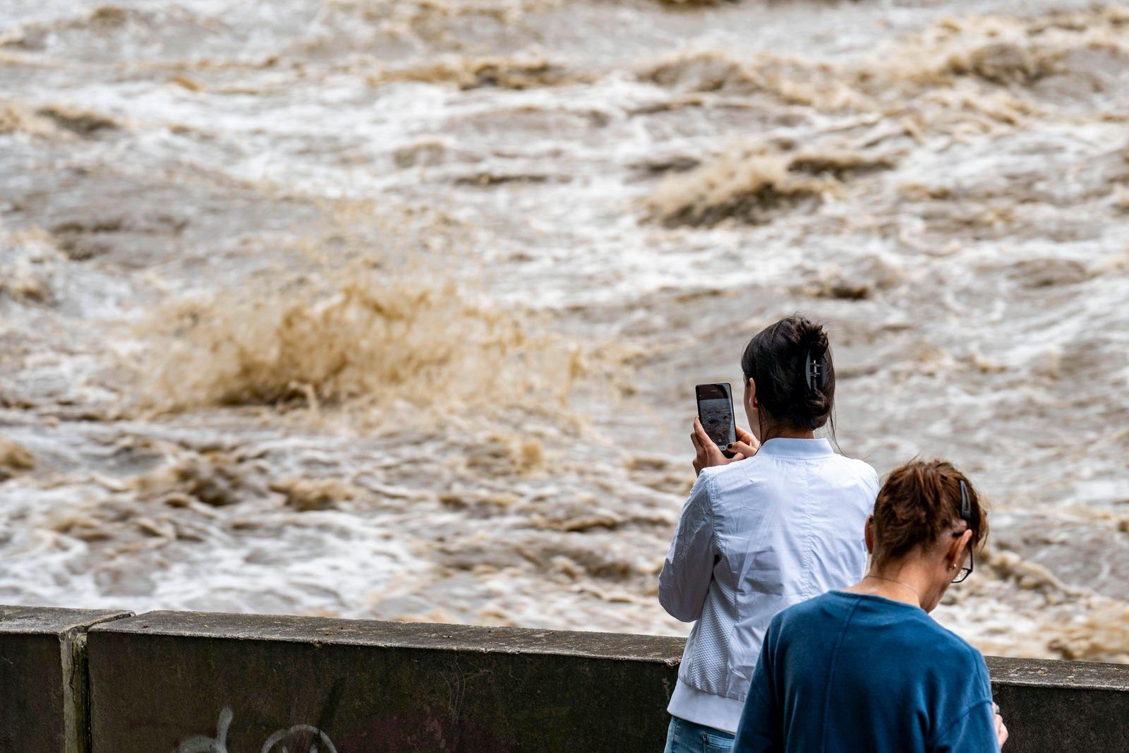 Ruhr Hochwasser