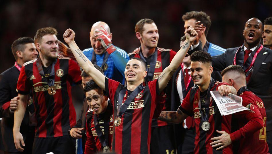 Der Nachfolger von MLS-Meister Atlanta United wird in Disney World ermittelt