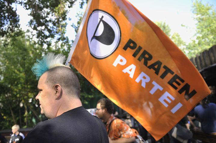 """Piratenpartei feiert sich selbst: """"Uns kann der Hype nur nutzen"""""""