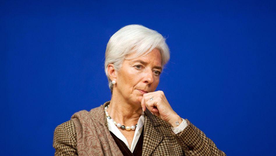 Christine Lagarde: