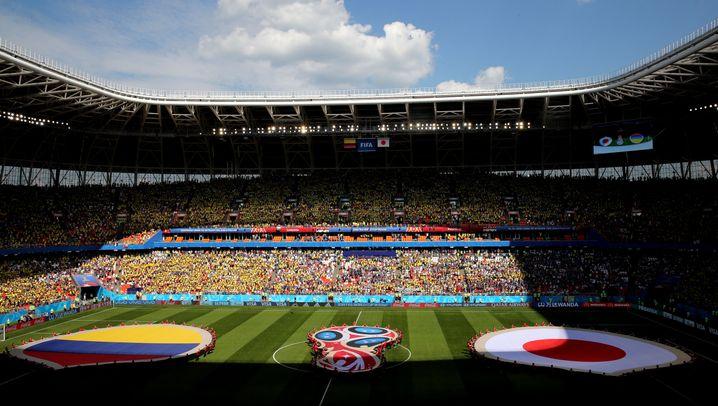 WM 2018: Ein Mann zu wenig, um zu gewinnen