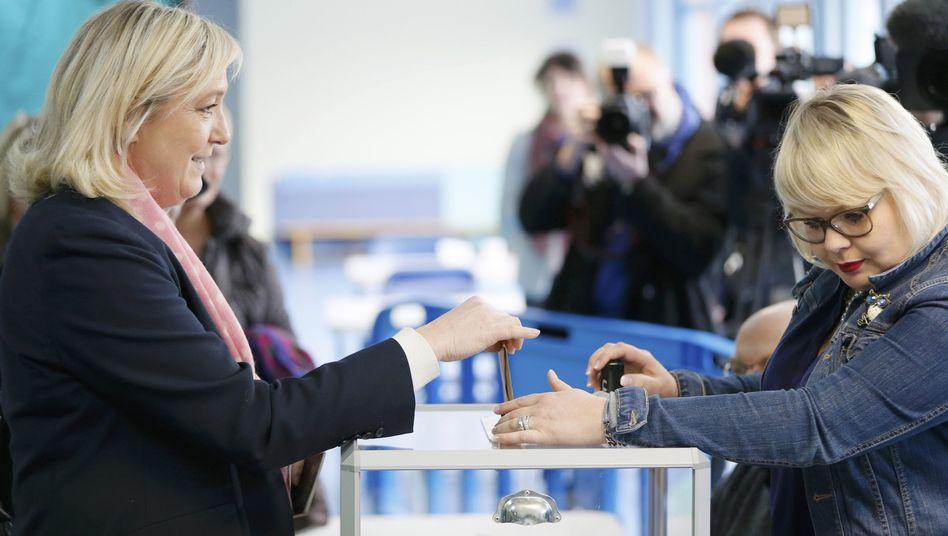Départementräte: Darum geht es bei der Frankreich-Wahl