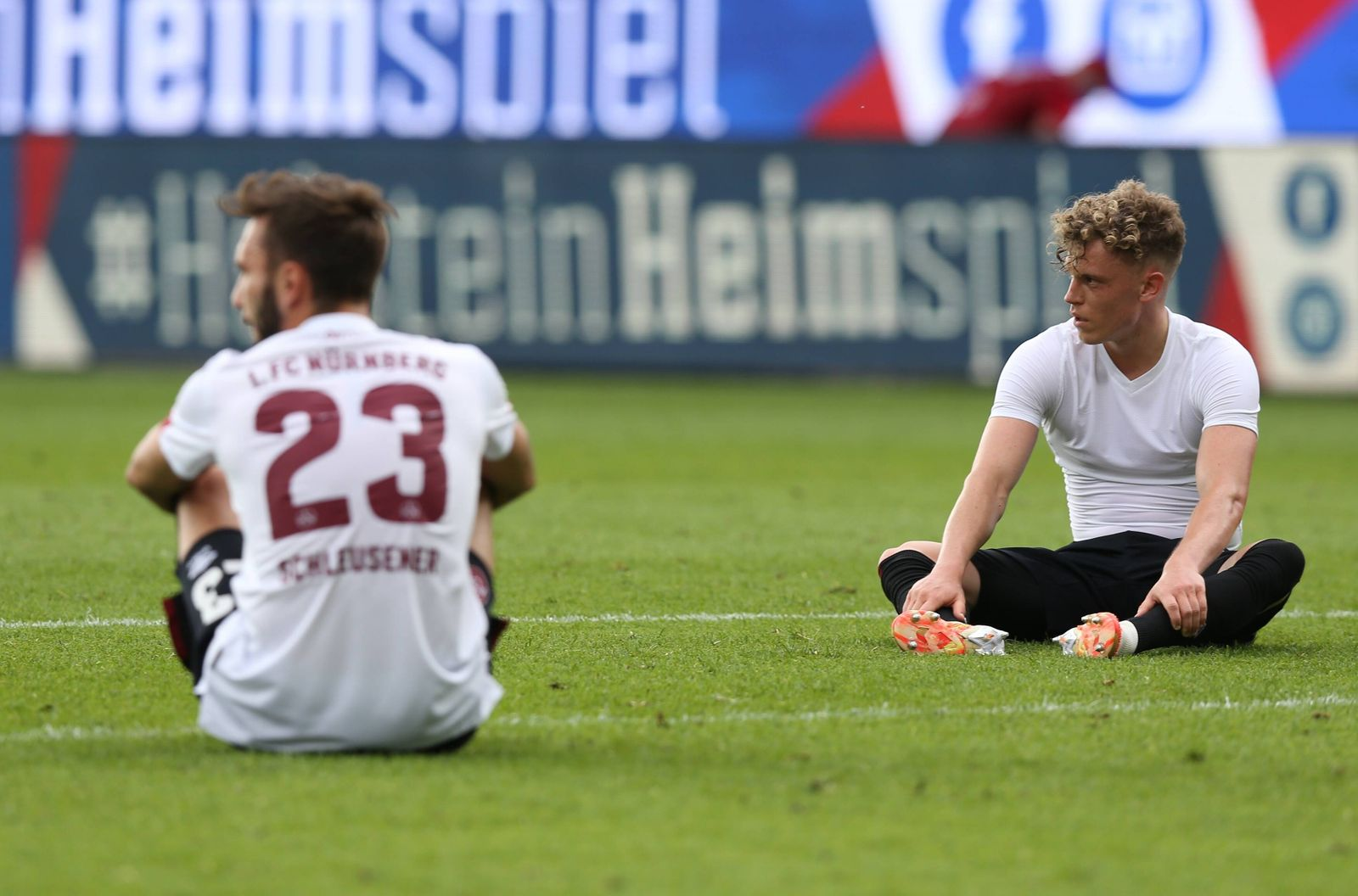 28.06.2020 - Fussball - Saison 2019 2020 - 2. Fussball - Bundesliga - 34. Spieltag: SV Holstein Kiel KSV ( Störche ) -