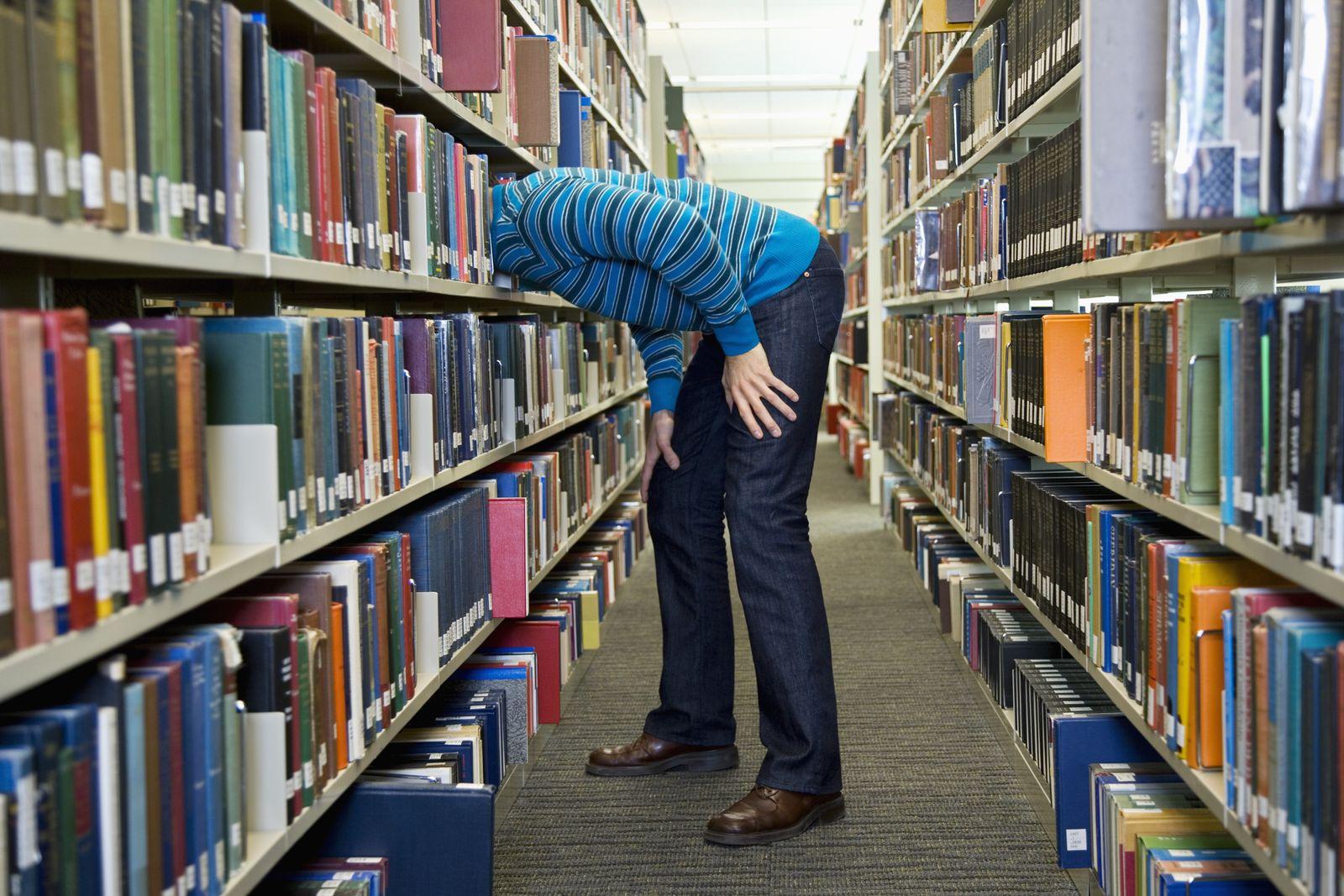 NICHT MEHR VERWENDEN! - Bibliothek / Bücherei / Wissen / Bildung
