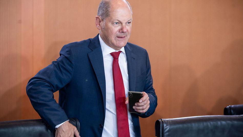 Olaf Scholz traf sich auch mit anderen ausländischen Commerzbank-Interessenten