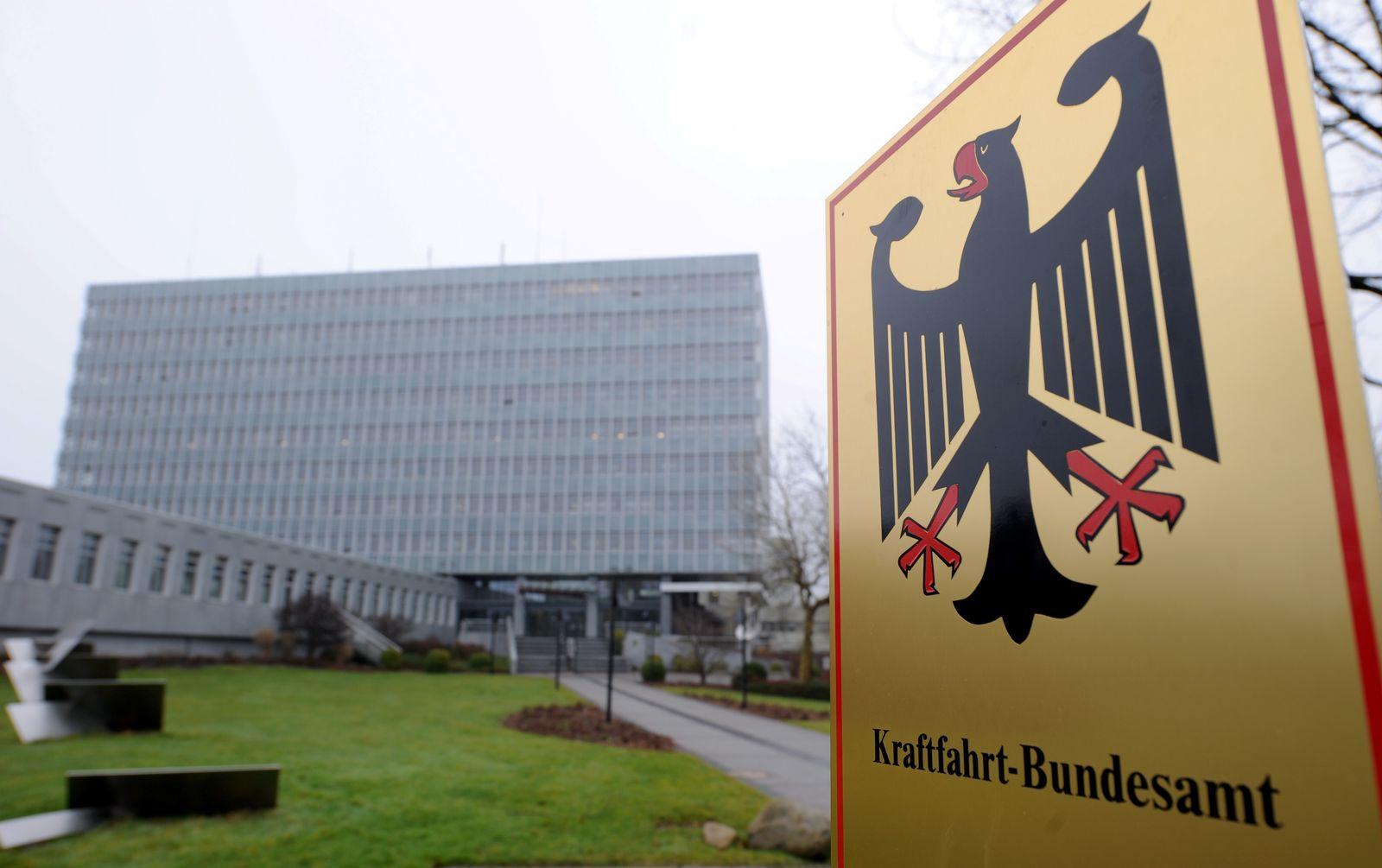 Kraftfahrt-Bundesamt / Flensburg