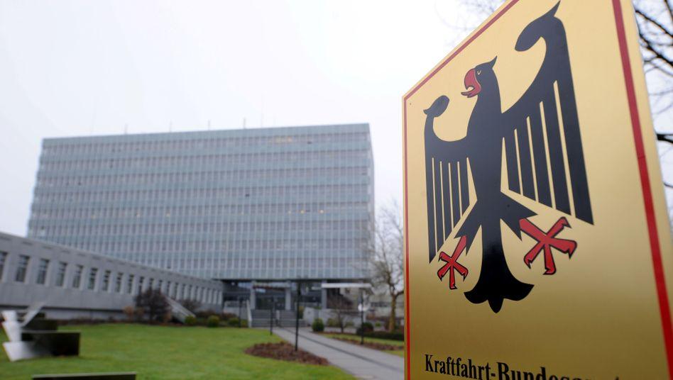 KBA-Gebäude in Flensburg