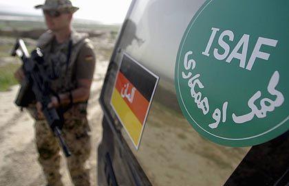 """Bundeswehrsoldat in Kunduz (Archiv): """"Radikale Kräfte"""" am Werk"""