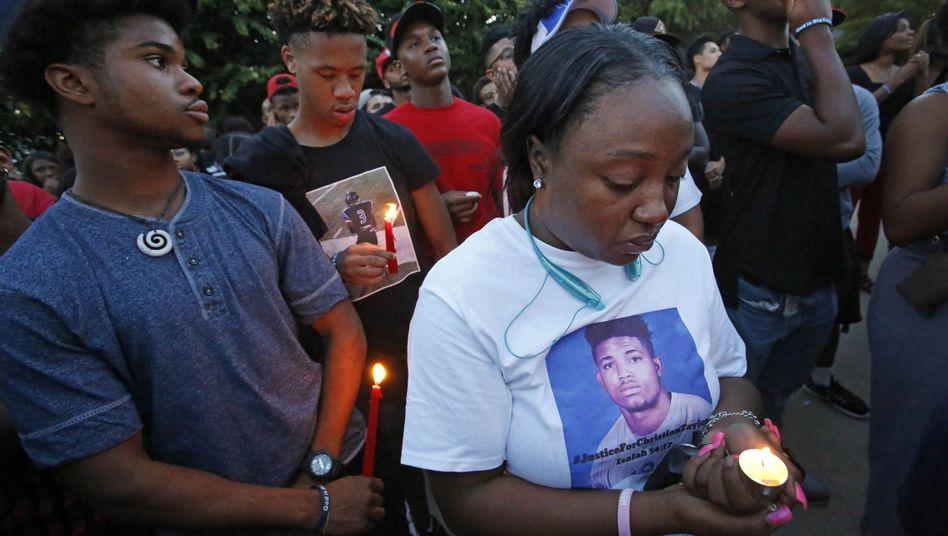 Unbewaffneter Student: Polizist erschießt in Texas einen Schwarzen