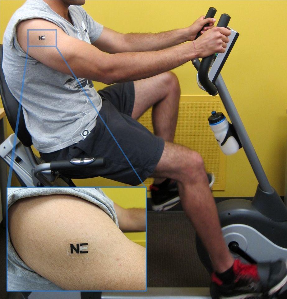 EINMALIGE VERWENDUNG ACHTUNG SPERRFRIST 11.08.14 um 11:00 UHR/ Tattoo Biobatteries
