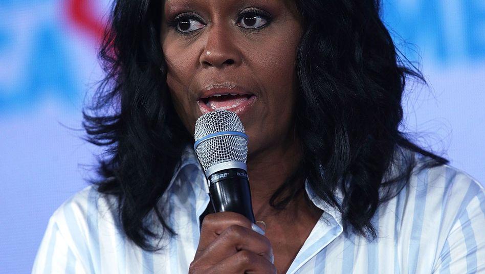 """Michelle Obama beim """"Healthier America Summit"""" in Washington"""