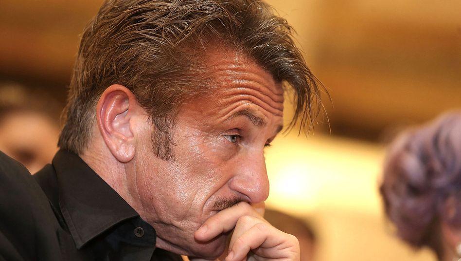 """Schauspieler Sean Penn (Archiv): """"Es gibt diesen Mythos"""""""