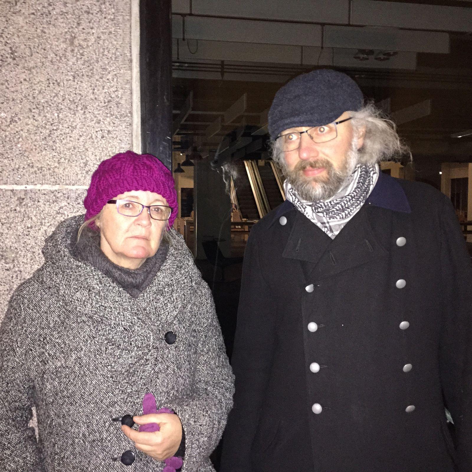 Kopenhagen/ Ulla und Viggo