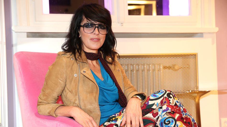 Sängerin Nena: Lehnt Hass und Gewalt ab