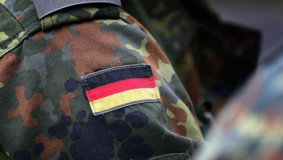 Bundeswehr-Soldaten (Symbolbild)