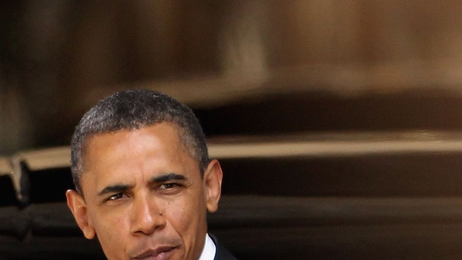 """US-Präsident Obama: """"Auf einen gerechten Frieden einigen"""""""