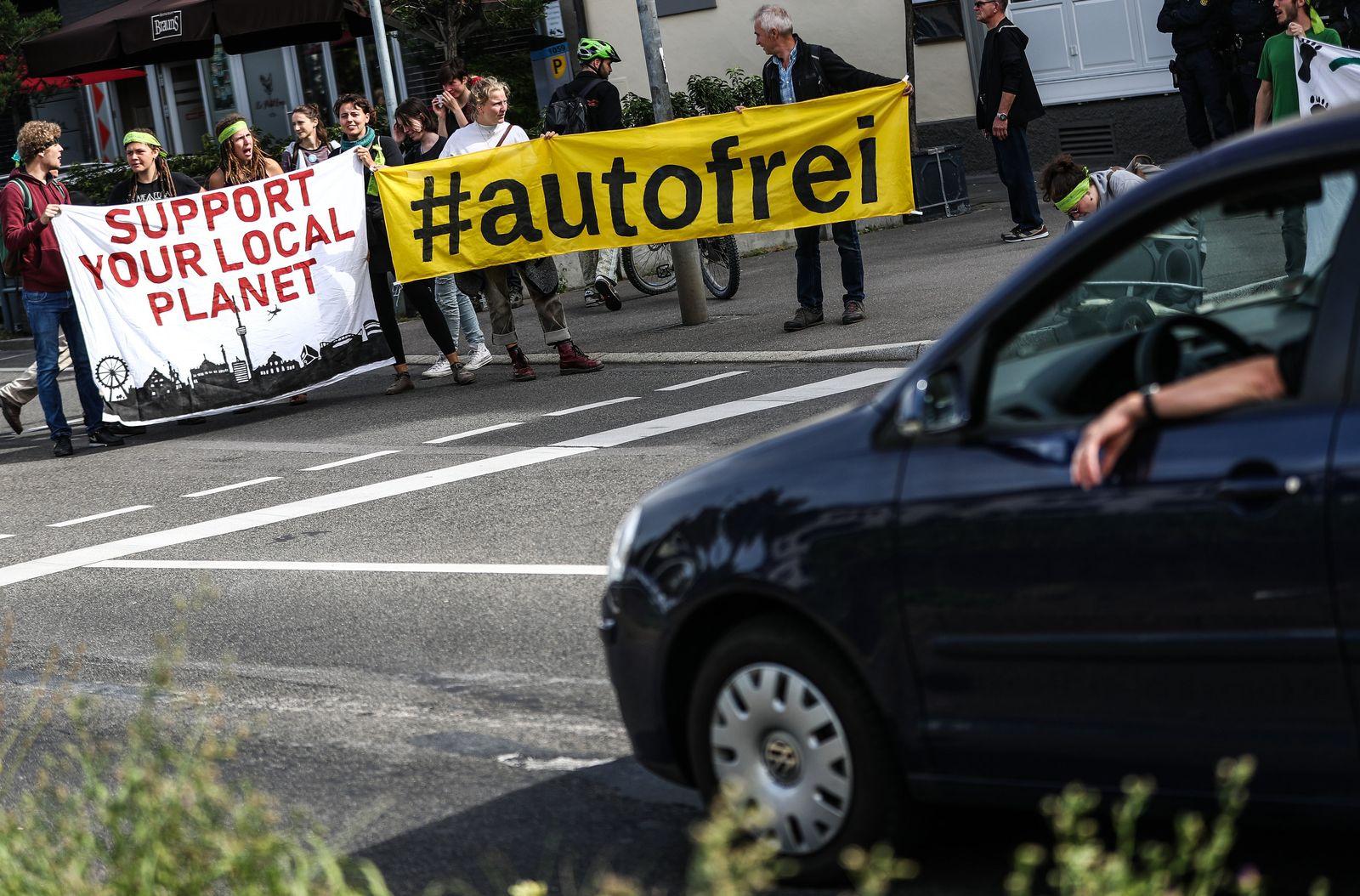 Autofreier Sonntag - Stuttgart