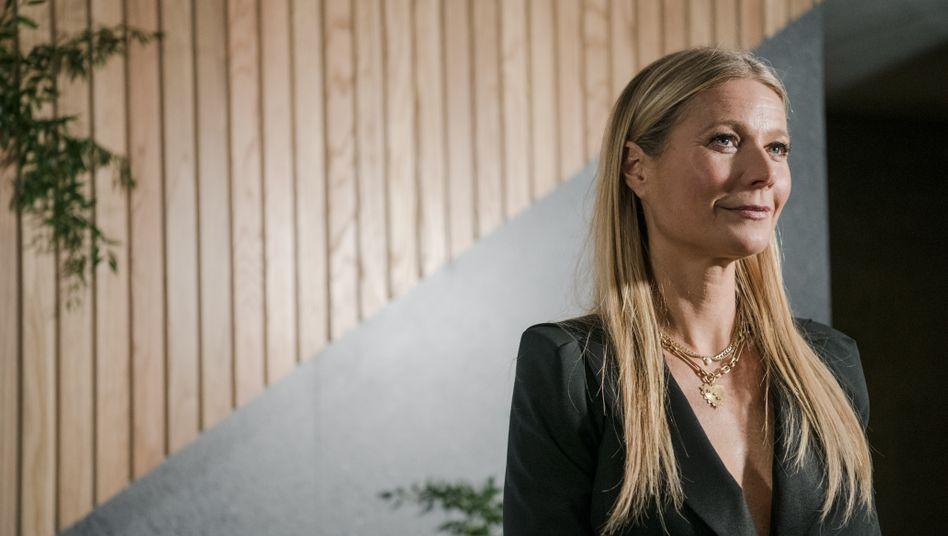 Schauspielerin Paltrow: Schon früh an Corona erkrankt