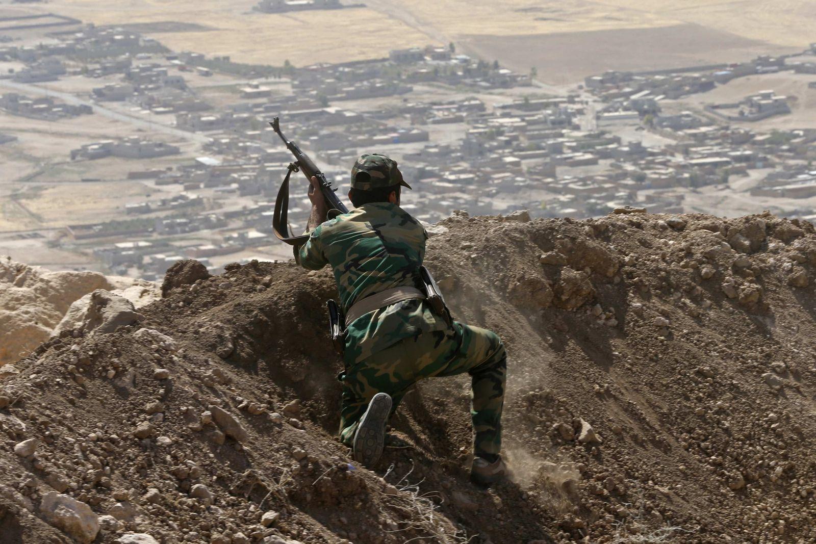 Irak/Krise/Peshmerga