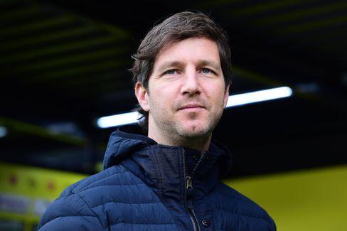"""Freiburgs Sportvorstand Jochen Saier findet: """"Das war eine außergewöhnlich gute Saison"""""""