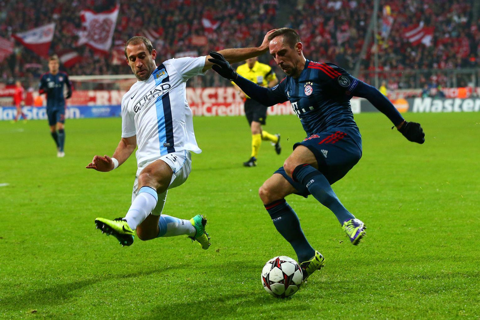 Bayern Mancity