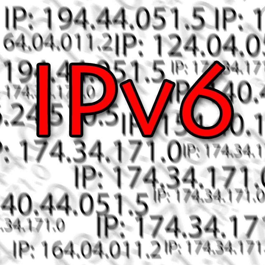 SYMBOLBILD IP v6 / Netzwelt