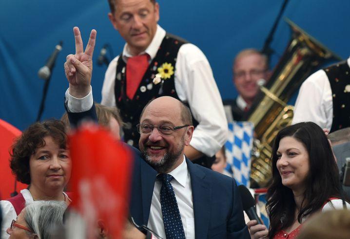 Kanzlerkandidat Schulz