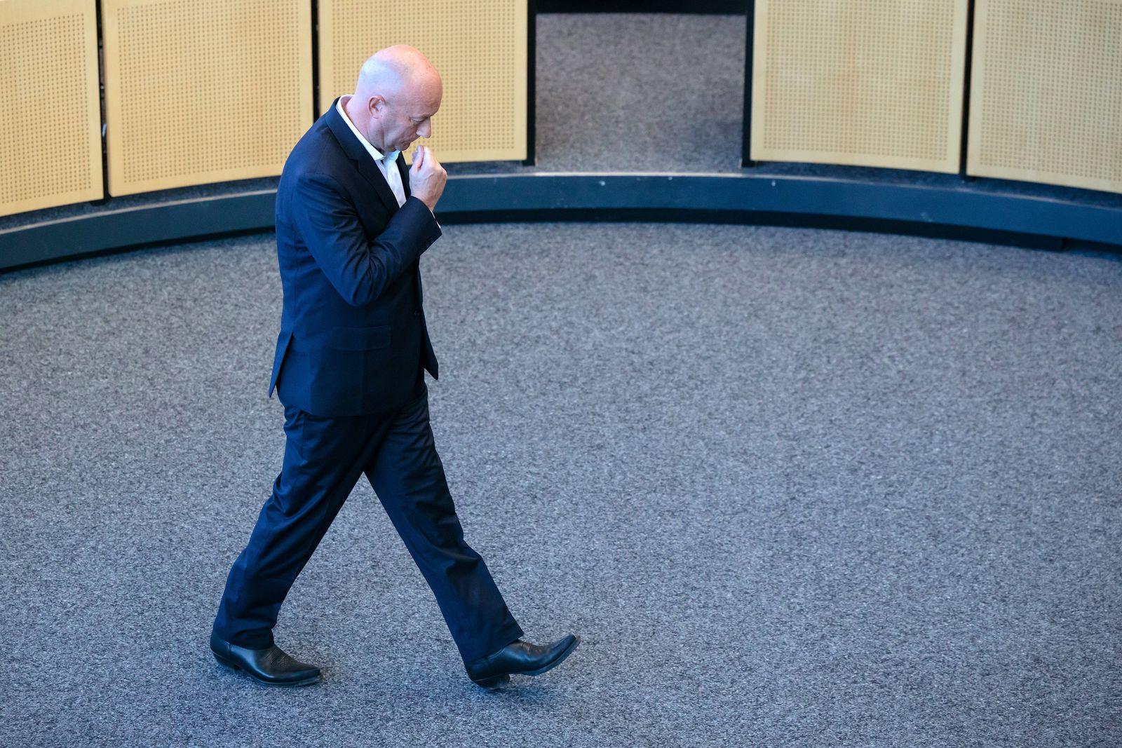 Ministerpräsidentenwahl Thüringen