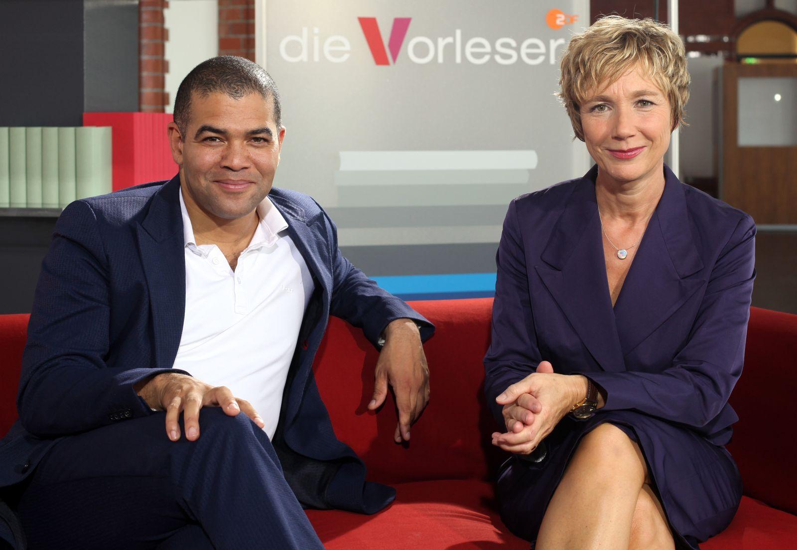 ZDF/ Die Vorleser/ Mangold/ Fried