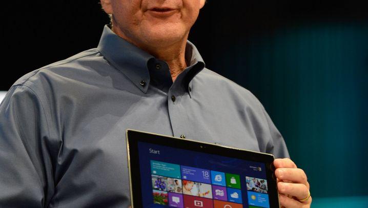 Microsoft: Zwei Surface-Tablets gegen Apple