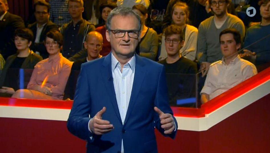 """Screenshot aus dem Plasberg-Talk: """"Deutschland im Gleichheitswahn"""""""