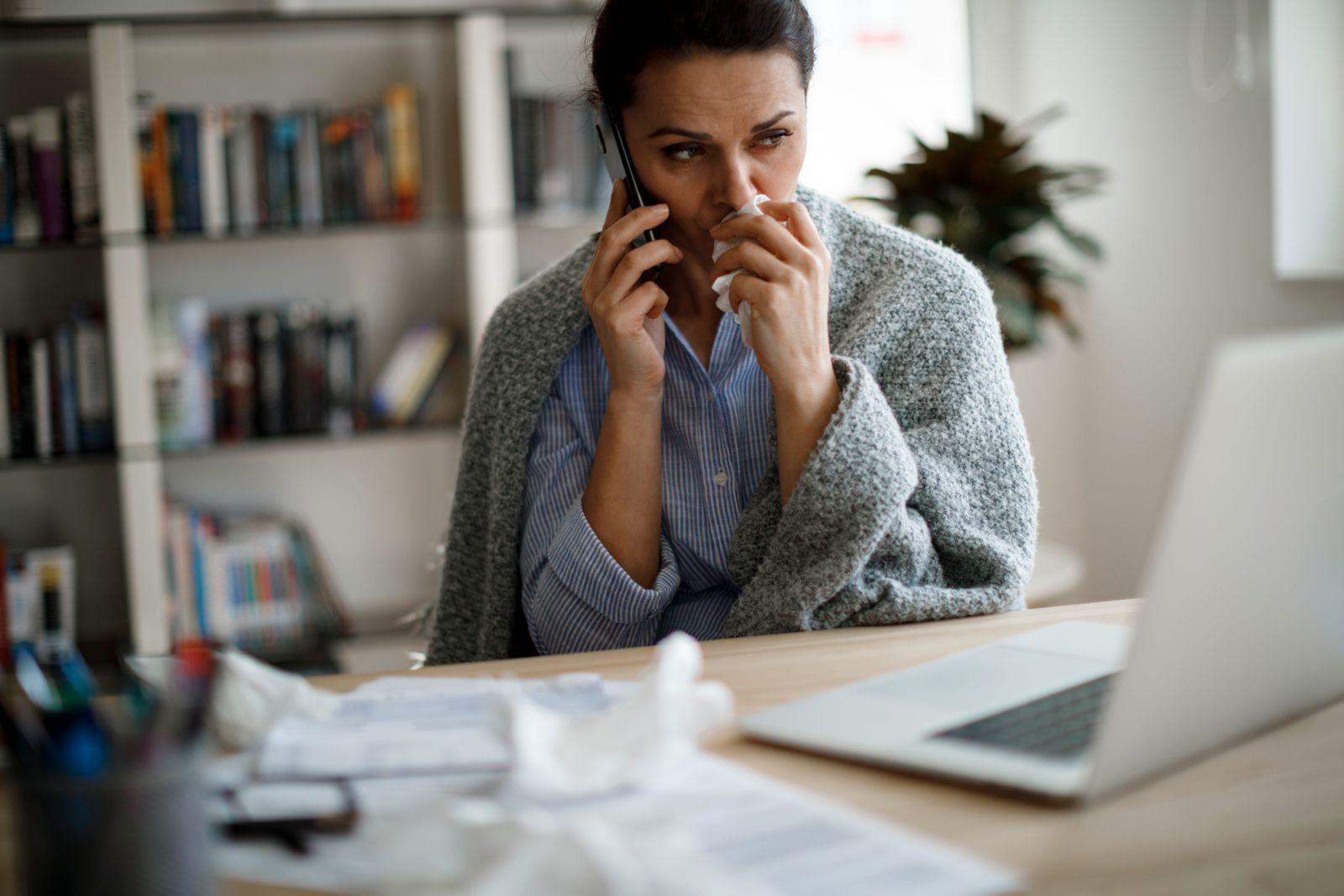 Krankschreibung per Telefon wieder möglich