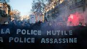 Demo in Paris eskaliert